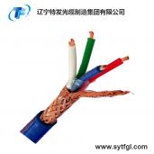 矿用通信电缆MHYVP1*4*7/0.43